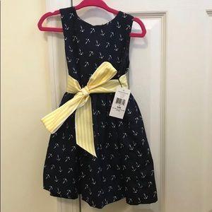 Ralph Lauren - Navy Dress with tags